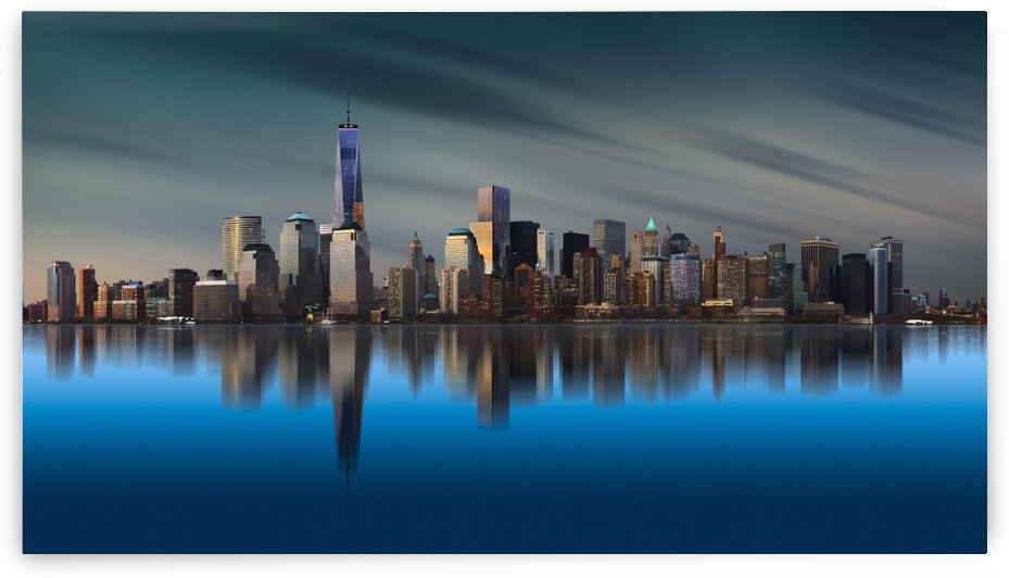 New York World Trade Center 1 by 1x
