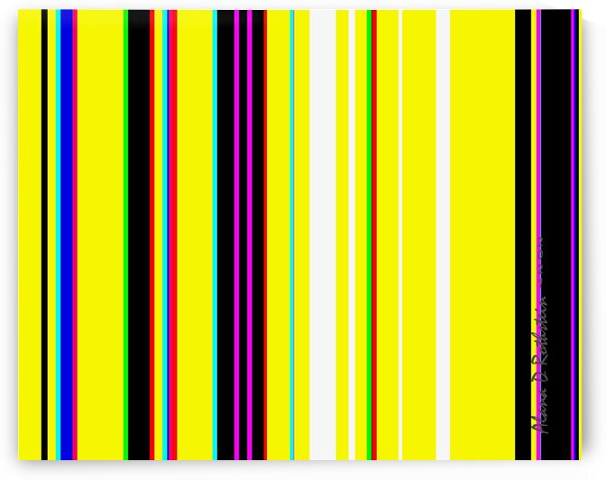 Color Bars 2 by Alana Rothstein