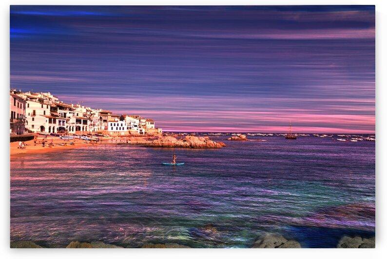 Calella de Palafrugell and Llafranc - Mediterranean Costa Brava by ParaKrytous