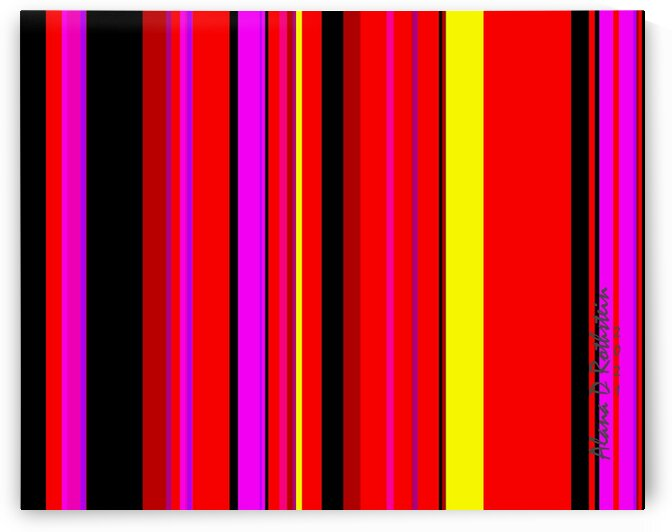 Color Bars 1 by Alana Rothstein