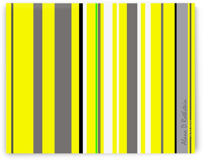 Color Bars 3 by Alana Rothstein