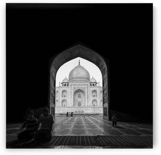 Taj Mahal by 1x