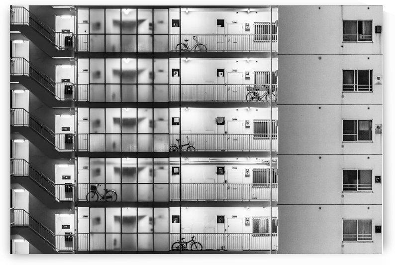 Tokyo - Five Bikes by 1x