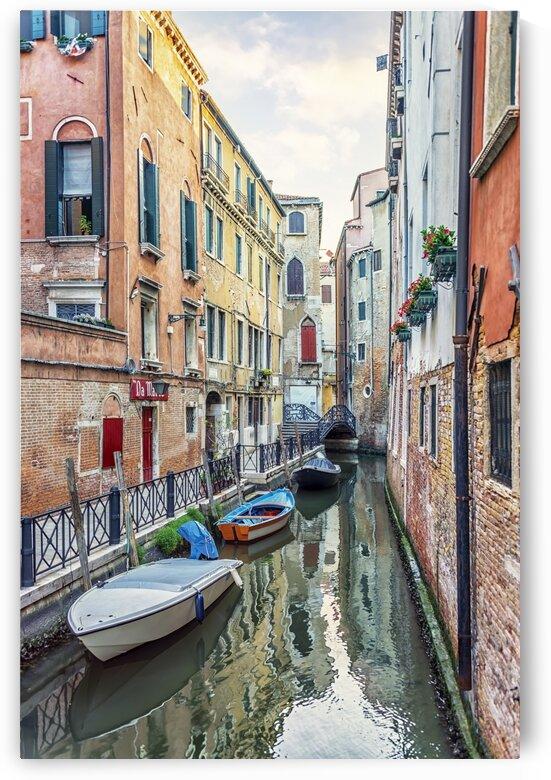Quiet Venice by Manjik Pictures