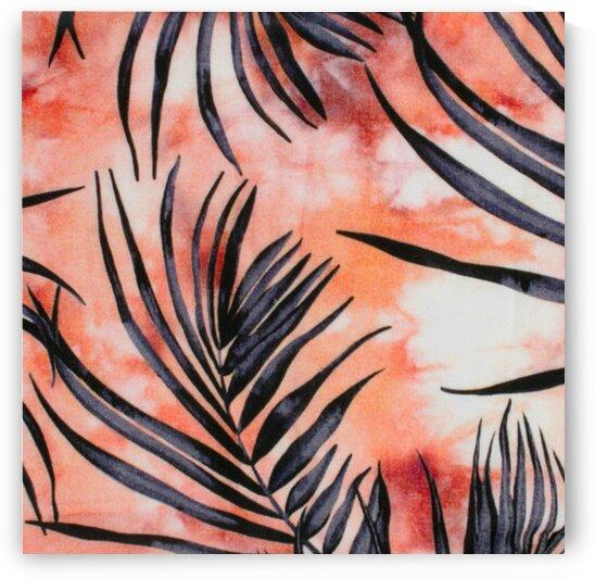 Foliage – Orange by Mutlu Topuz