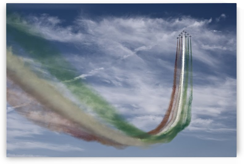PAN - Italian National Acrobatic Team by 1x