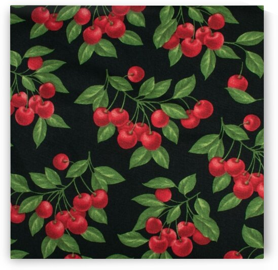 Cherry - Black by Mutlu Topuz