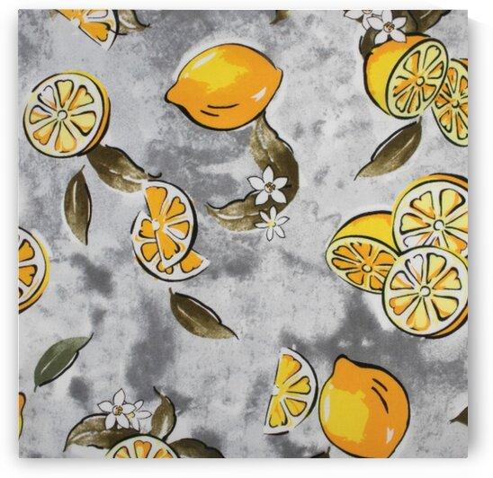 Lemon - Grey by Mutlu Topuz