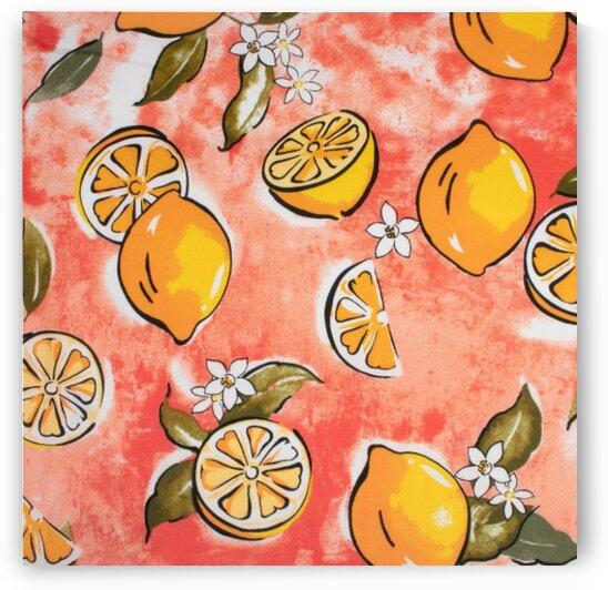 Lemon - Orange by Mutlu Topuz