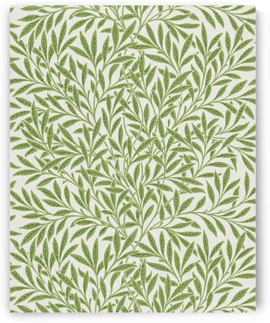 Willow Pattern by Mutlu Topuz