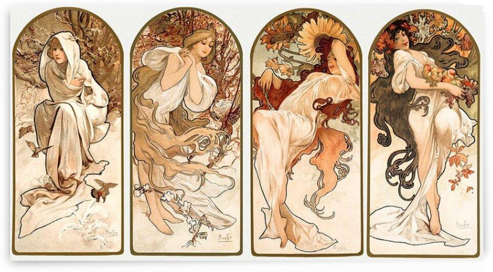 The Seasons by Mutlu Topuz