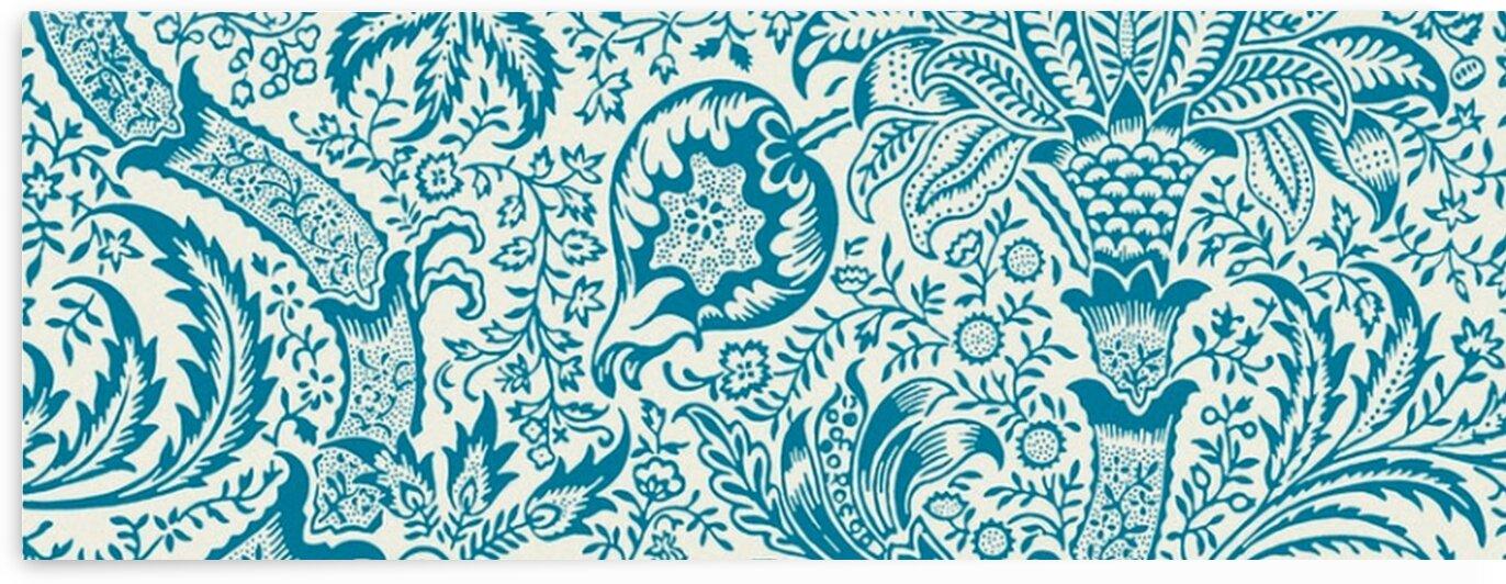 Indian pattern by Mutlu Topuz
