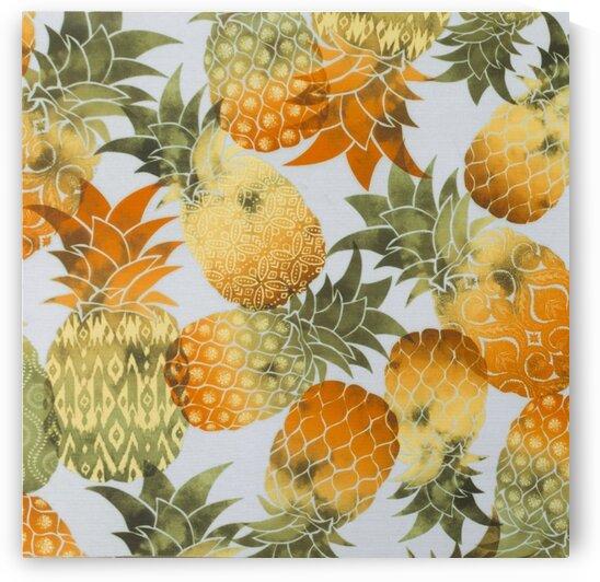 Kona Orange by Mutlu Topuz