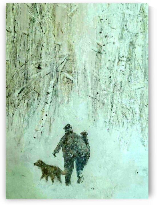 Winter Wandering by djjf