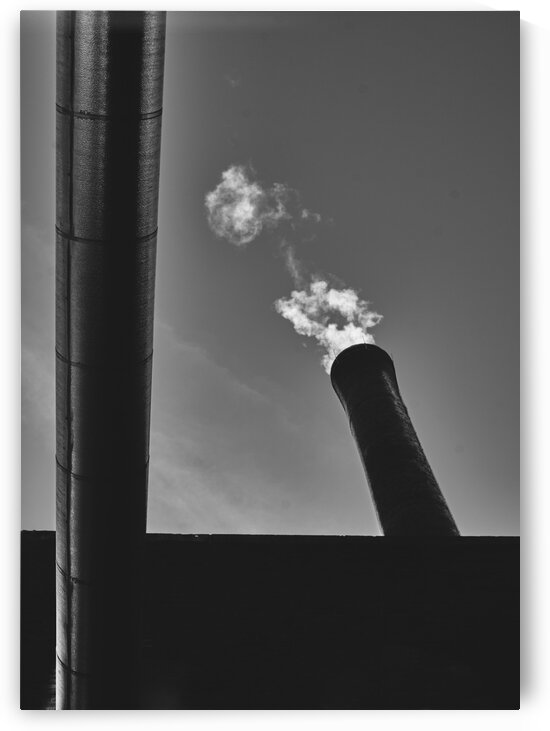 Smokestack Number Six by Bob Orsillo