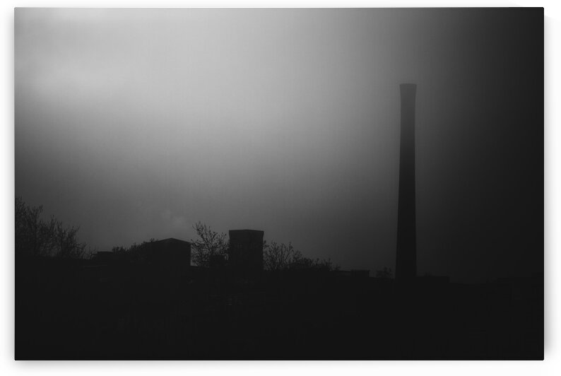 Smokestack Number Four by Bob Orsillo