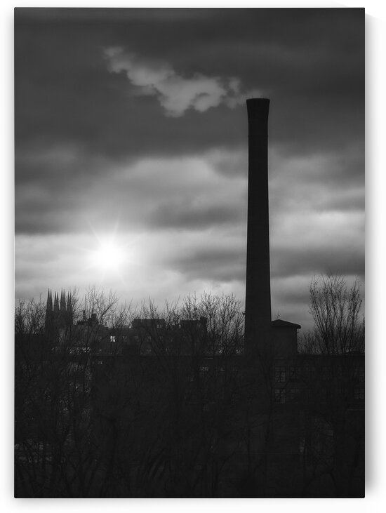Smokestack Number Five by Bob Orsillo