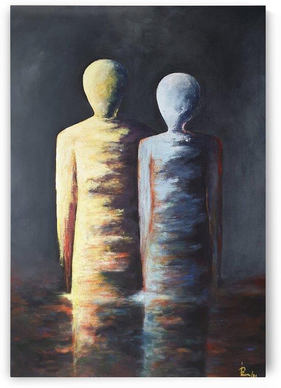 Soulmates2  by Iulia Paun ART Gallery