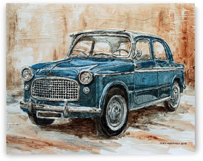 1960 Fiat 1100 103 H by Joey Agbayani