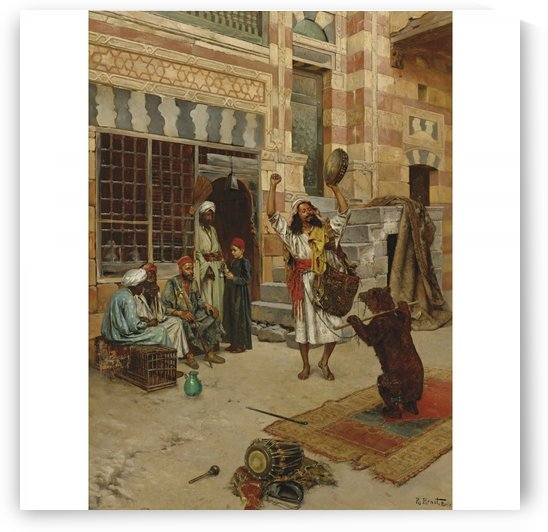 Afternoon show by Rudolf Ernst
