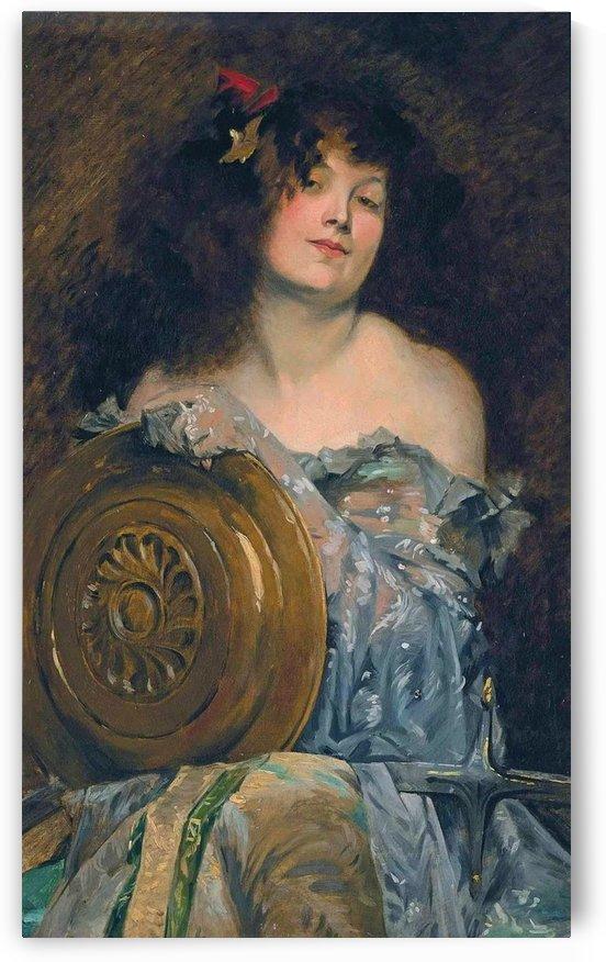 Salome by Rudolf Ernst