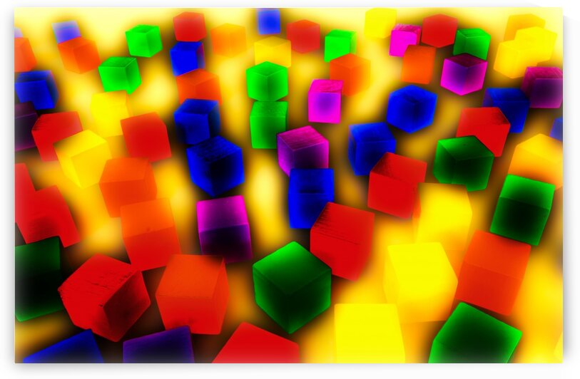 Abstract colours by Bentivoglio Photography