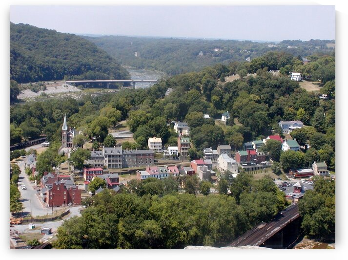 Harpers Ferry 2 by by Tara