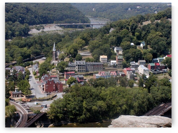 Harpers Ferry by by Tara