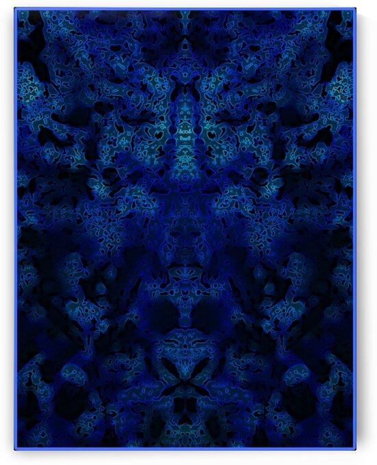 BLUE WOLF by Tim Glasby