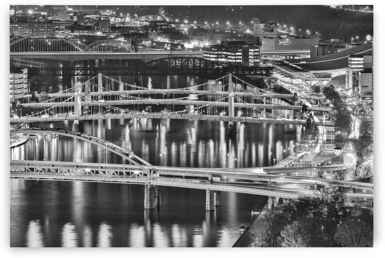 Bridges ap 1979 B&W by Artistic Photography