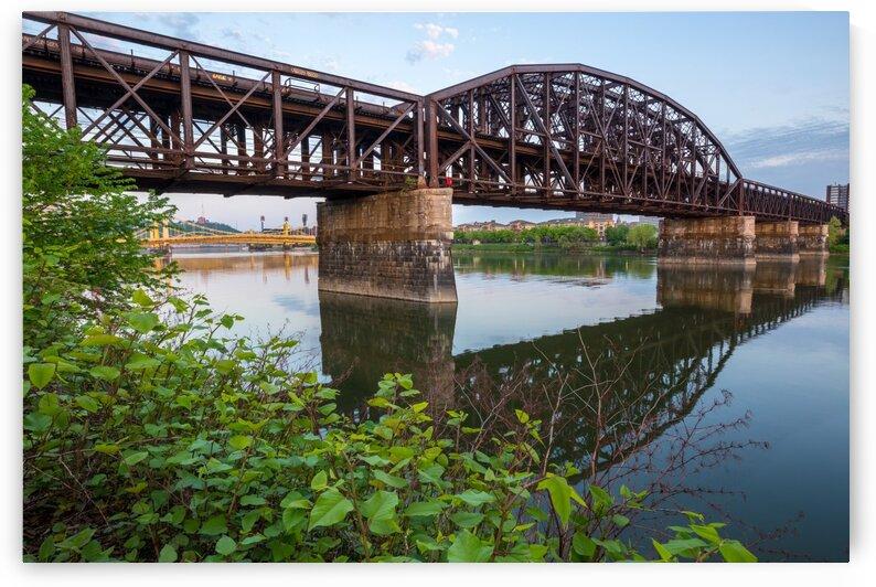 Train Bridge  ap 2875 by Artistic Photography