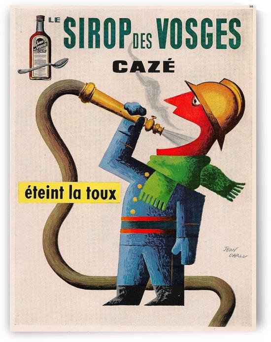 Sirop des vosges by VINTAGE POSTER