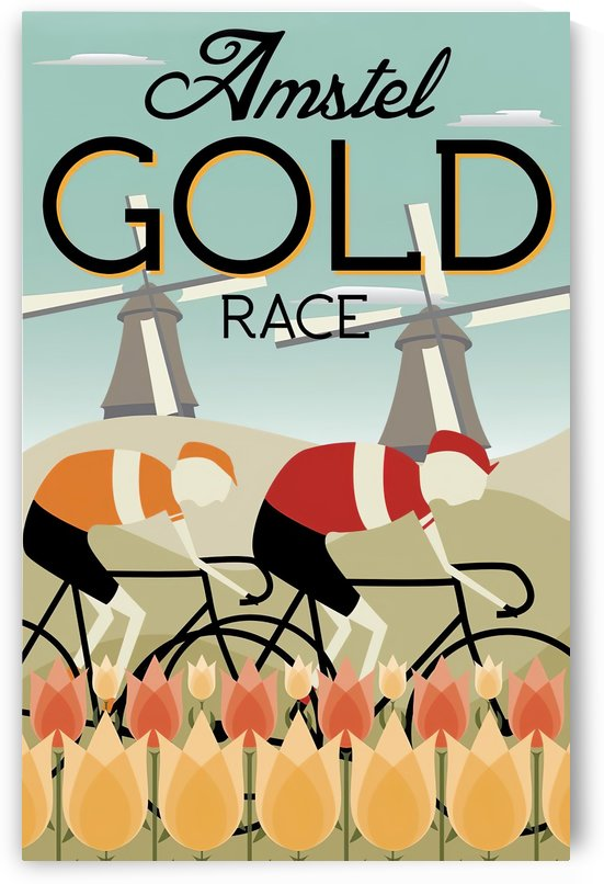 Amstel Gold Race by VINTAGE POSTER