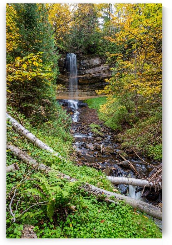 Munising Falls ap 2591 by Artistic Photography