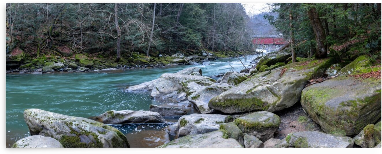 Covered Bridge apmi 1742 by Artistic Photography