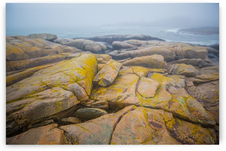 Granite Boulders ap 2281 by Artistic Photography