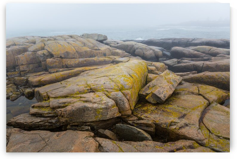 Granite Boulders ap 2280 by Artistic Photography