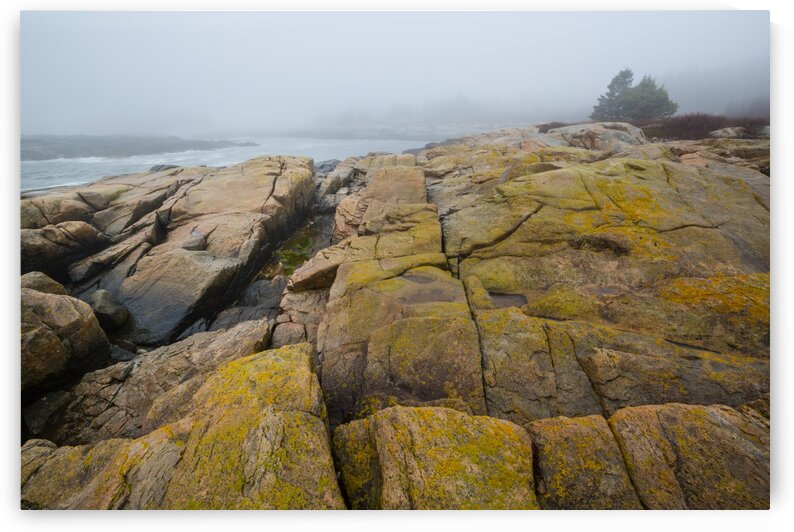 Granite Boulders ap 2282 by Artistic Photography