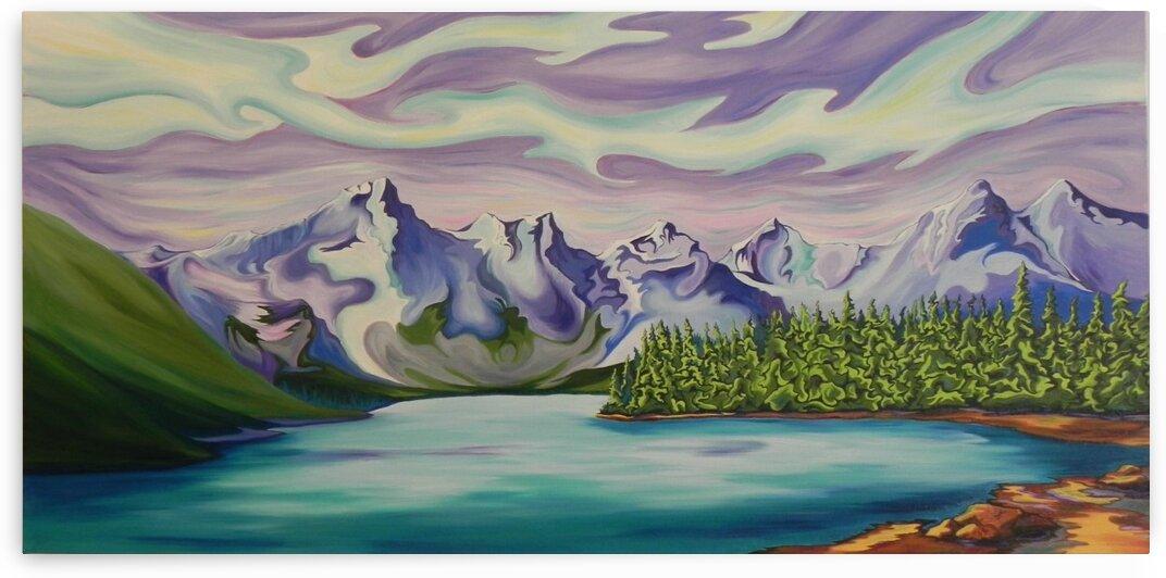 Beautiful Banff  by Janice Gallant