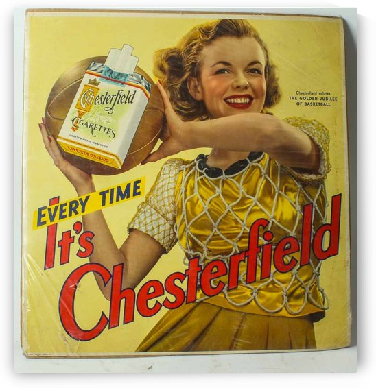 Chesterfield by VINTAGE POSTER