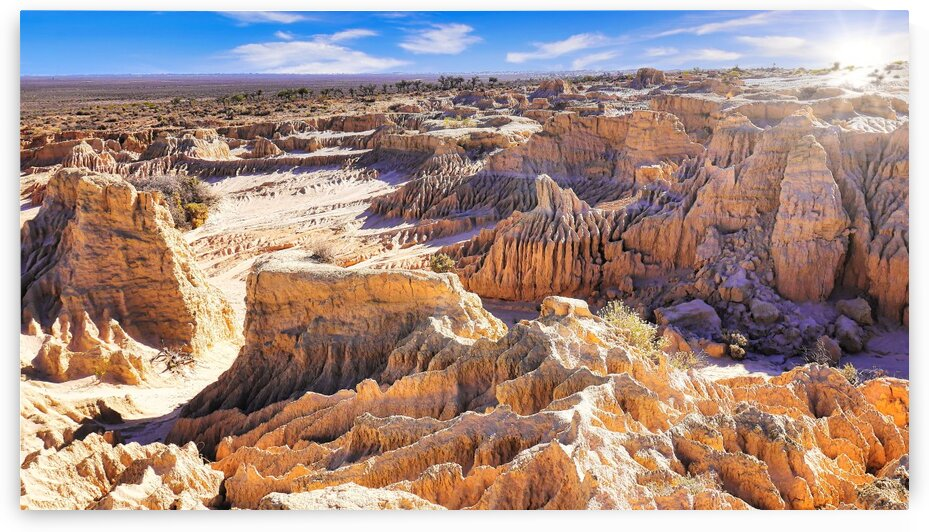 Ancient Lunettes of Mungo NP by Lexa Harpell