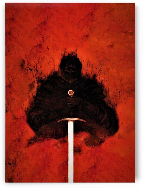 Dark Souls *The Sigil of the Champion* by SucculentBurger
