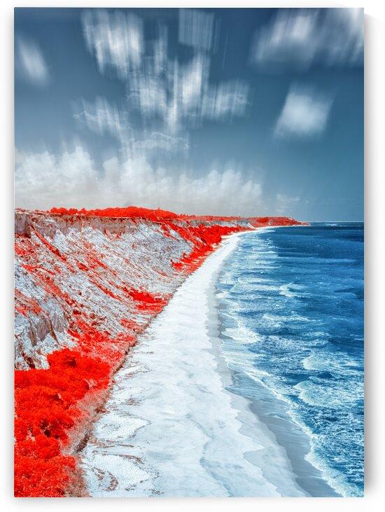 Costal Vertical Beach by Glauco Meneghelli