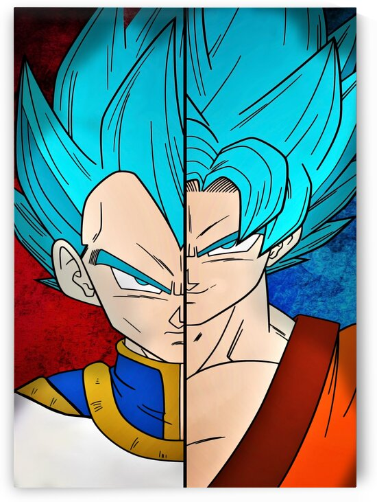 Dragon Ball *Super God Fusion* by SucculentBurger