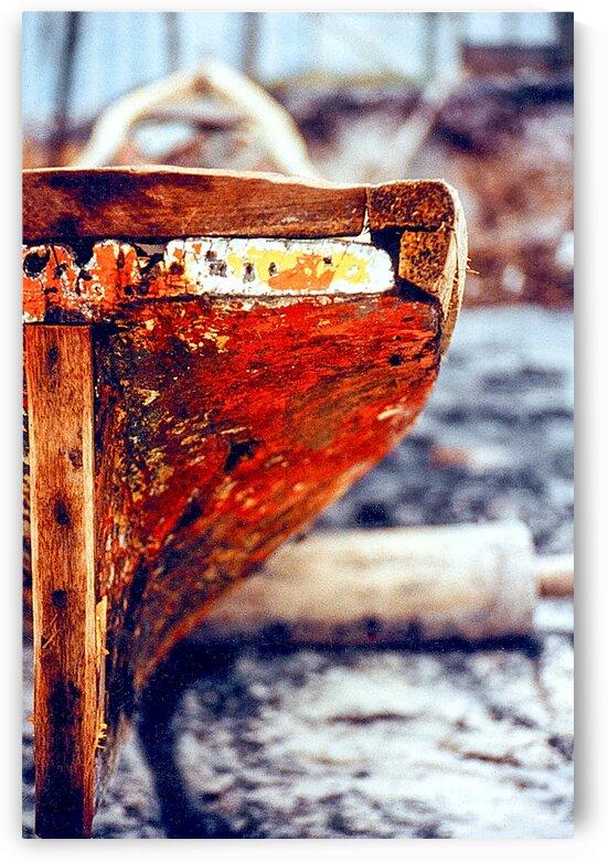 Boat - XXIII by Carlos Wood