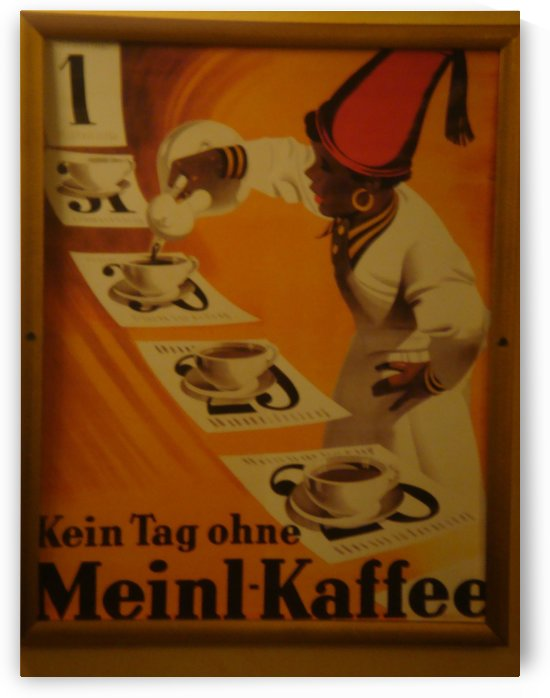 Julius Coffee by VINTAGE POSTER
