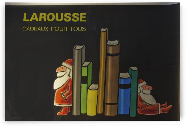 Larousse by VINTAGE POSTER
