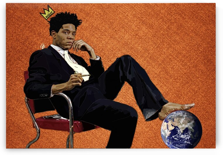 4 I am  Basquiat by Uncommon Truth