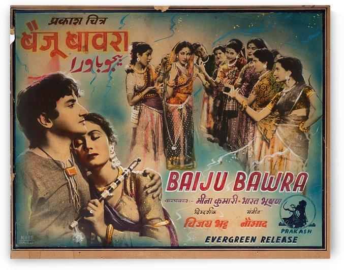 Baju Bawara by VINTAGE POSTER