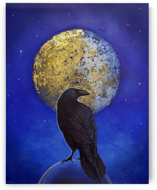 Raven Shine by Christine Cholowsky